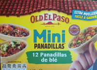 Mini panadillas - Product - fr
