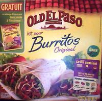 Kit pour burritos original - Produit