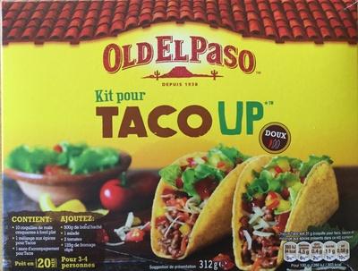 Kit pour Taco Up - Produit