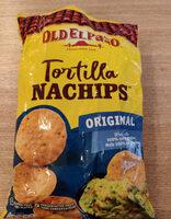 Tortilla Nachips - Produkt - de