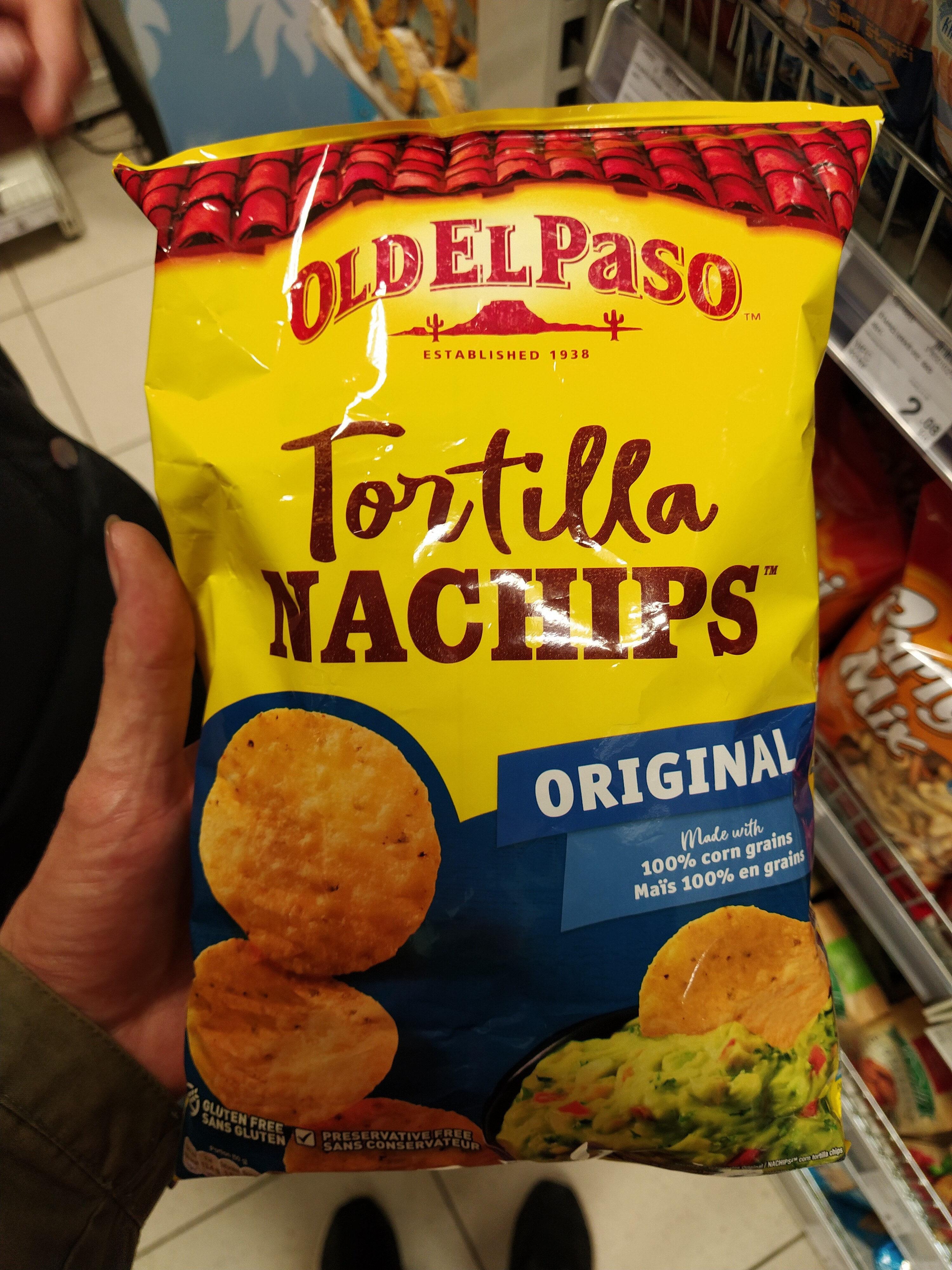 Tortilla Nachips - Product - en