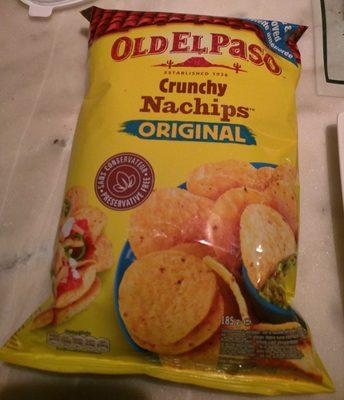 Crunchy Nachips Original - Prodotto