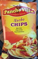 Authentic Mexican Nacho Chips Chips de maïs - Prodotto - fr