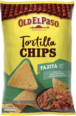 Tortilla chips - Prodotto