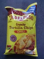 Crunchy Tortilla Chips Chili - Product