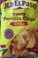 Chips Tortilla saveur Chili Old el Paso - Produit - fr