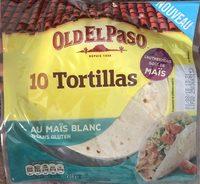 10 Tortillas - Product