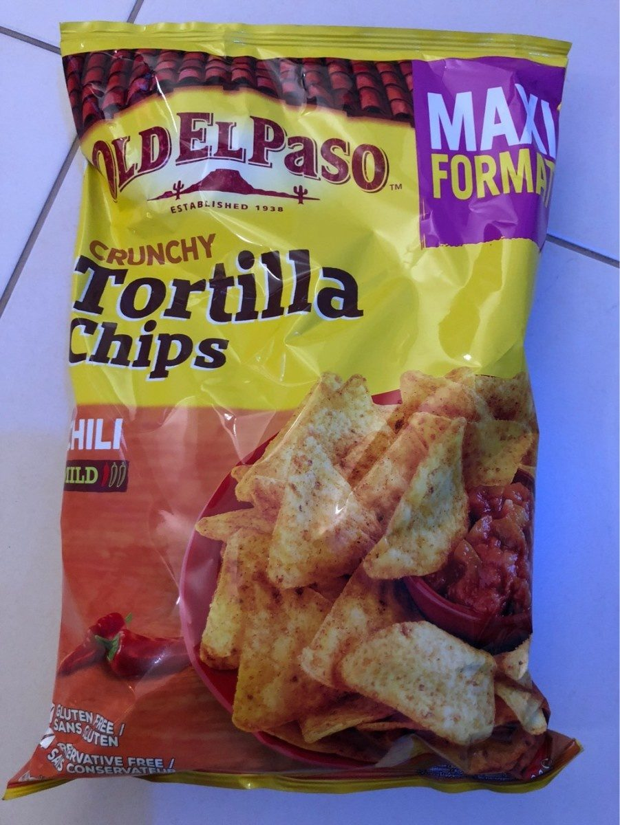 Crunchy Tortilla chips - Product