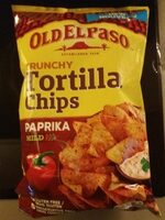 Tortilla chips paprika - Produit - fr