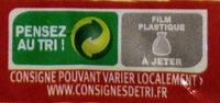 Tortilla chips paprika - Instruction de recyclage et/ou informations d'emballage - fr