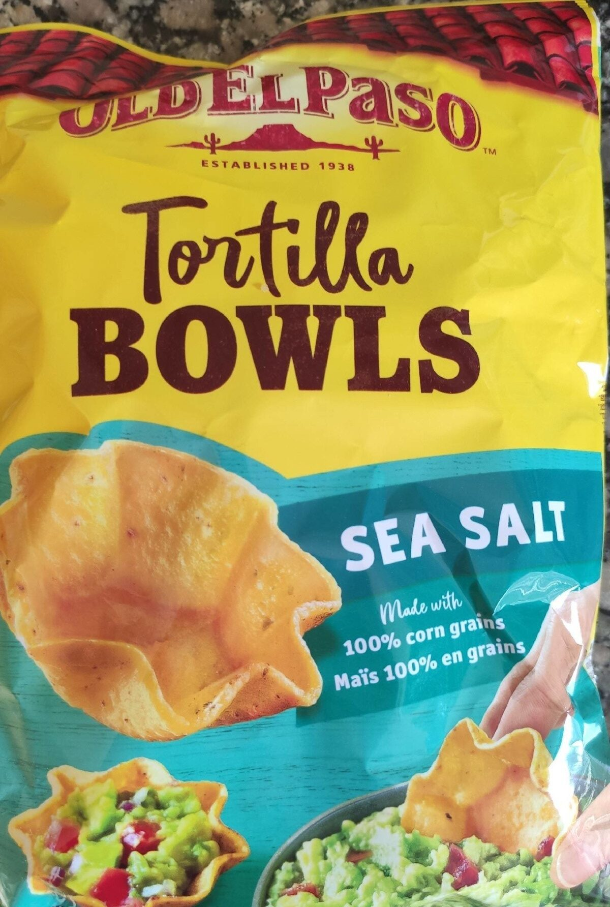 Tortilla BOWLS - Produit - fr