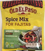 Spice Mix for Fajitas - Smoky BBQ - Product