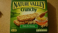 Crunchy Oats & Honey - Product