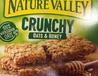 Nature Valley S&N Oats & Honey 5X42g - Producto - en
