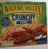 Nature valley crunchy coconut - Producto - en