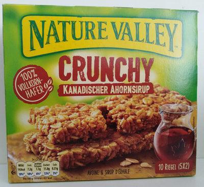 Crunchy Kanadischer Ahornsirup - Produkt