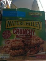 Crunchy peanut butter - Product