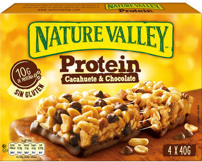 Protein cacahuete & chocolate - Producto