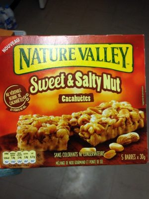Sweet & salty nut - Product