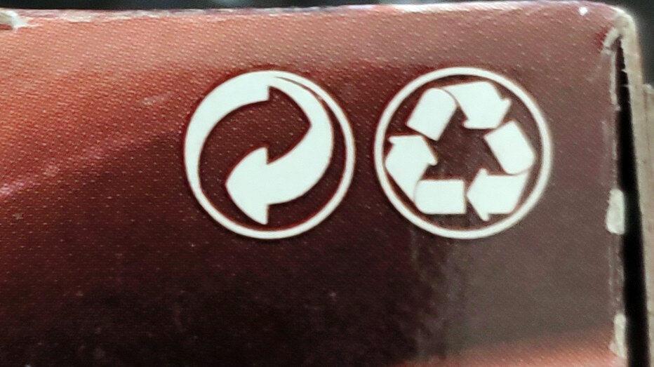 Chocolate Fudge Brownies - Istruzioni per il riciclaggio e/o informazioni sull'imballaggio - en