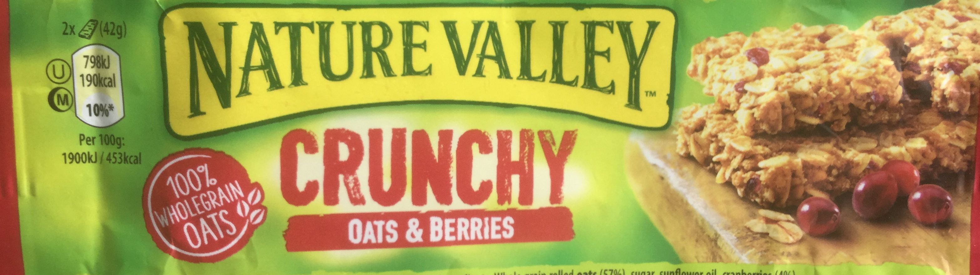 Oats & Berries - Product