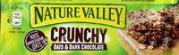 Crunchy Oats & Dark Chocolate Cereal Bar - Produkt - de