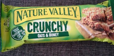Crunchy Oats & Honey - Producto - fr
