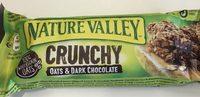 Crunchy dark chocolate - Producto - fr