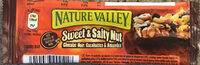 Sweet & Salty Nut Dark Almond Bar - Product - fr