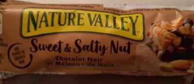 Chocolat noir et mélange de noix - Product