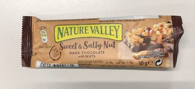 Sweet & Salty Nut - Producto - es