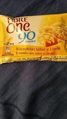 Bizcochitos sabor a limón - Product