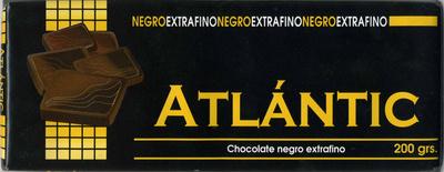 Tableta de chocolate negro 45% cacao - Product