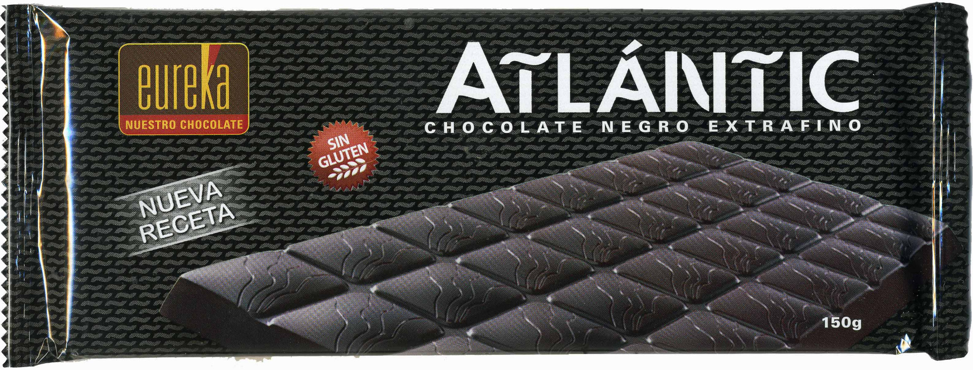 Tableta de chocolate negro 50% cacao - Product