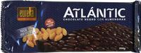 Atlantic seleccion chocolate negro con almemdras - Producte - es