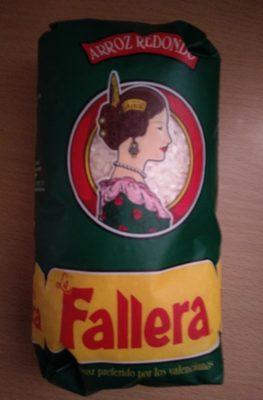 Arroz Redondo Fallera