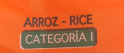 Sueltissimo: arroz vaporizado - Ingredientes