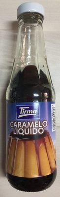 Caramelo líquido - Producto