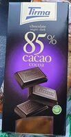 Chocolate negro 85% cacao - Producte - es