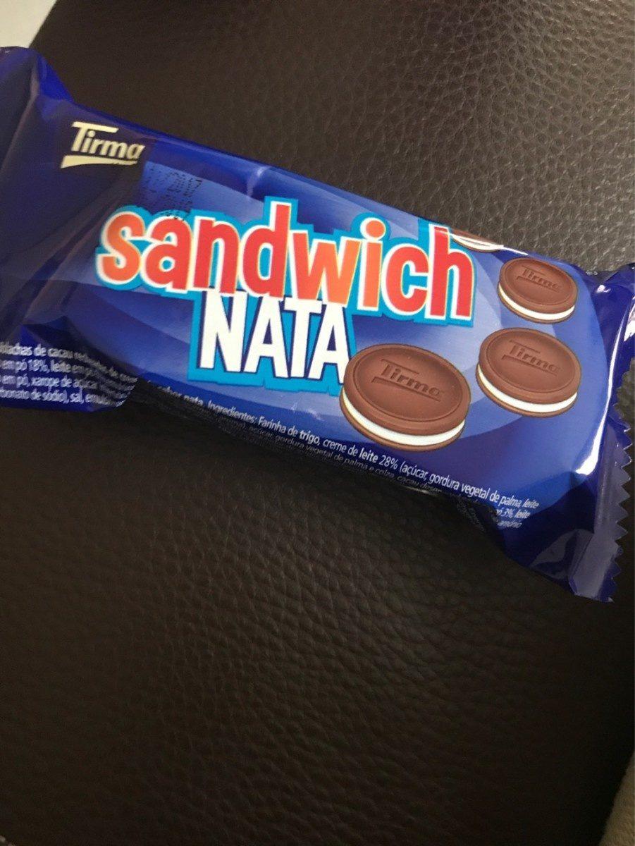 Sandwich nata - Product