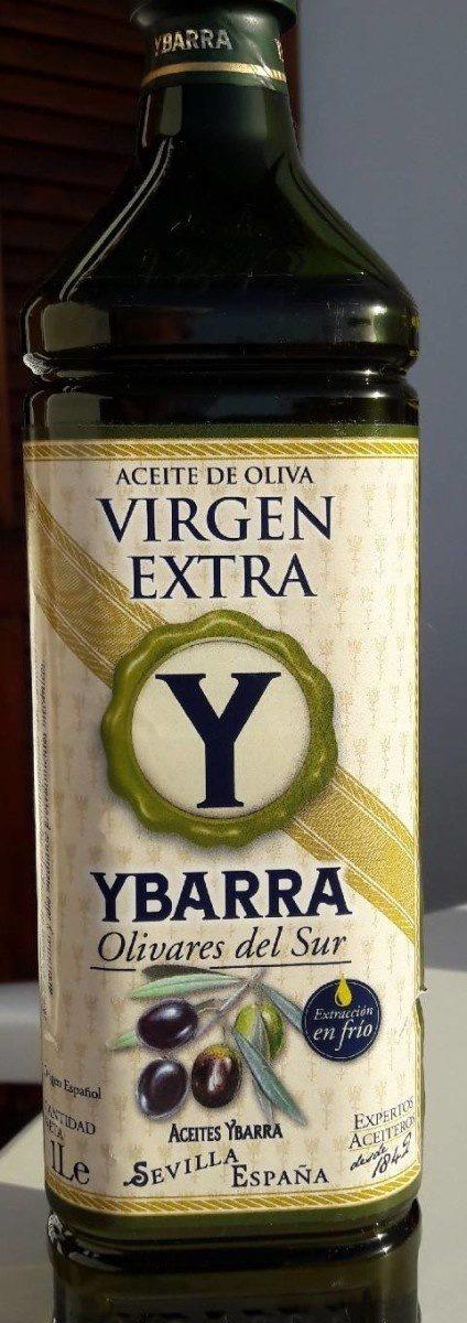 Aceite oliva extra virgen - Produit - fr