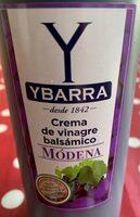 Crème de vinaigre balsamique - Produit - fr