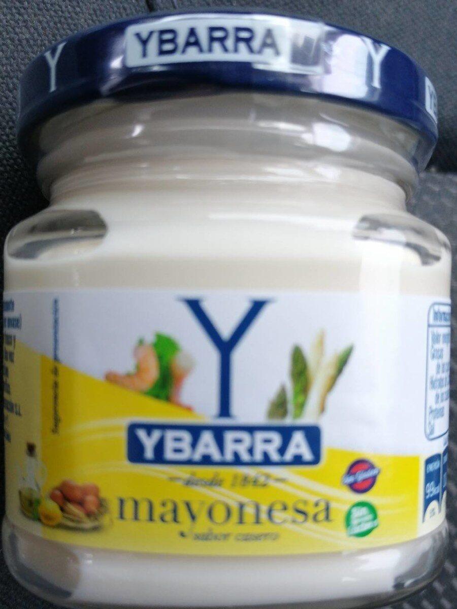 Mayonesa ybarra - Producte