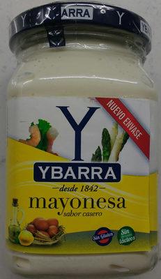 mayonesa Ibarra