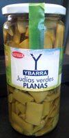 Judias Verdes Ybarra - Producto
