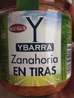 Zanahorias en tiras - Produit - es