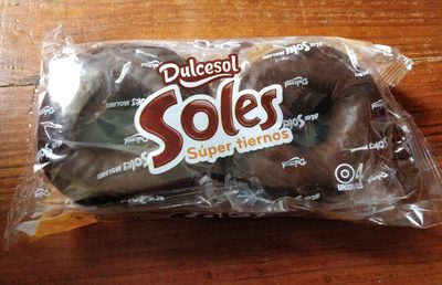 Dolcesoles Cacao 4 Uds - Producte