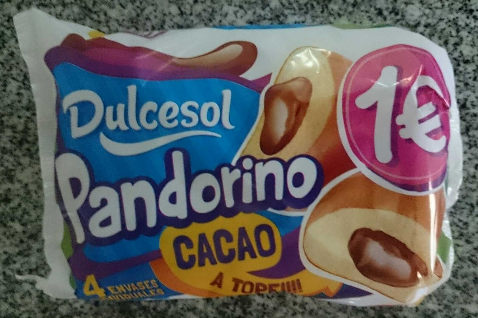 Pandorino Cacao - Produto