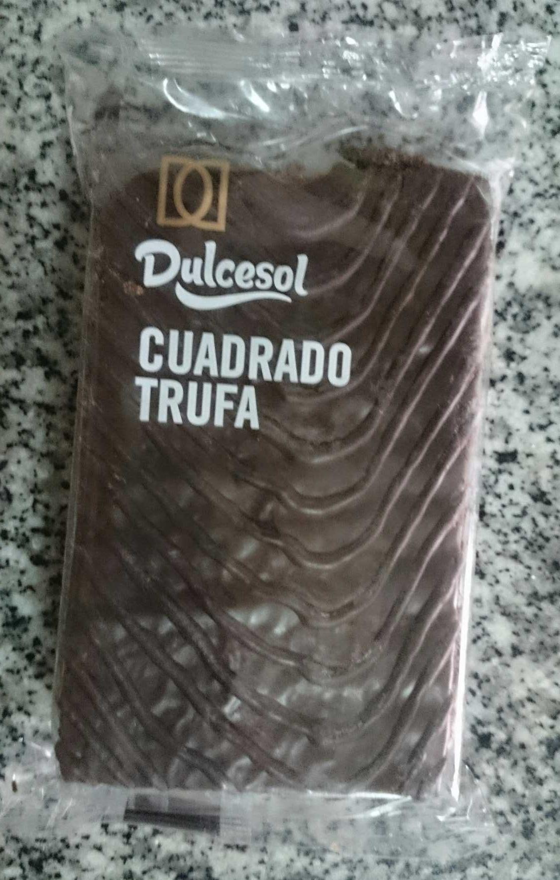 Cuadrado de trufa Dulcesol - Producto - pt