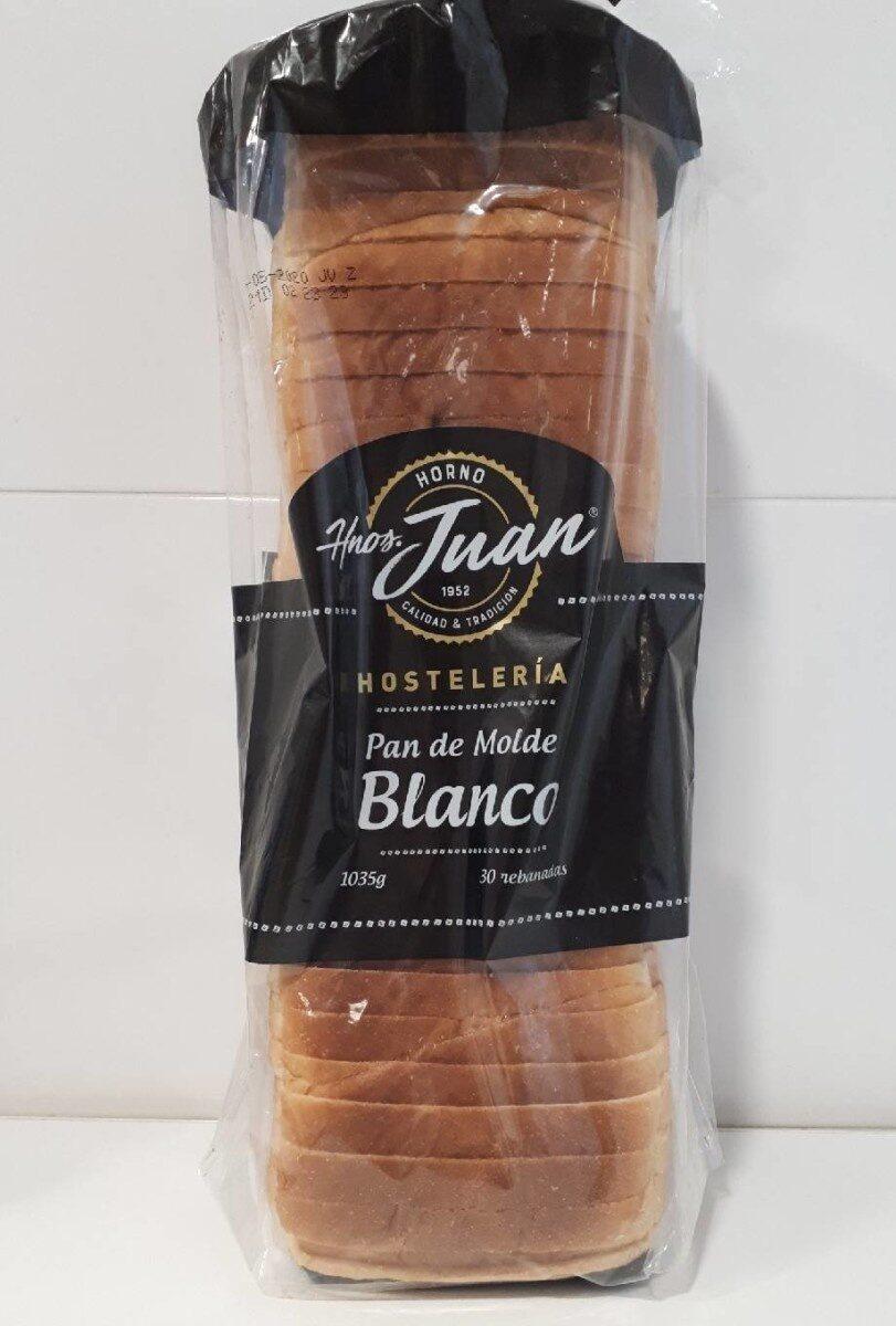 Pan de molde blanco - Produit - es